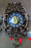 Иранские настенные часы с маятником