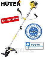 Бензиновый триммер(бензокоса) HUTER GGT-800S гарантия, доставка, купить в Алматы