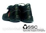 Спецобувь в Астане. Ботинки рабочие с защитным подноском., фото 3