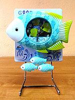 """Детские часы """"Рыбки"""", фото 1"""