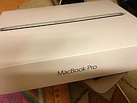 Apple MacBook Pro 15.4 Laptop with Retina Display Ноутбуки