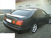 Спойлер (козырек) на заднее стекло Lexus GS (160)