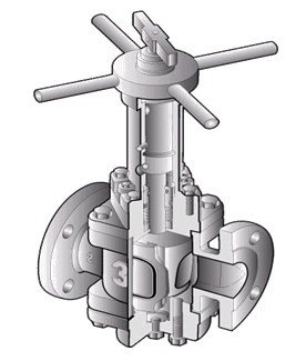 Запорная арматура, кованые клапаны, задвижки, фланцы, фитинги, фото 2