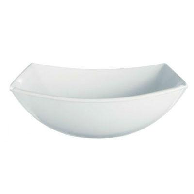 Салатник Luminarc Quadrato белый 24см