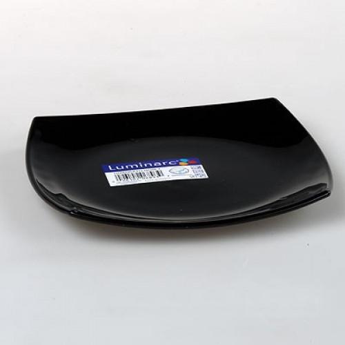 Тарелка десертная Luminarc Quadrato Black 19 см