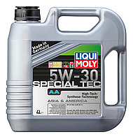 Моторное масло LIQUI MOLY LEICHTLAUF SPECIAL AA 5w30 4L