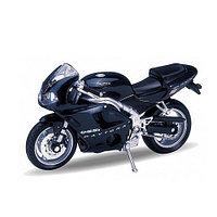 Игрушка модель мотоцикла 1:18 Triumph Daytona 955I