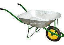 Тачка садовая грузоподъемность 160 кг объем 78 литров PALISAD 689153 (002)