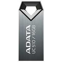 "USB-флеш-накопитель ""A-DATA  USB Dash Drive 2.0    16GB  M:UC510 Titanium"""