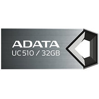 "USB-флеш-накопитель ""A-DATA  USB Dash Drive 2.0    32GB  M:UC510 Titanium"""