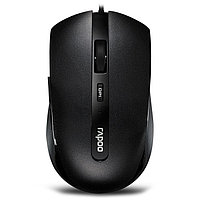 "Проводная компьютерная мышь ""RAPOO Super Mini  Wireless Laser Mouse, Distance  up to 10 meters, M:Nano 3600"""