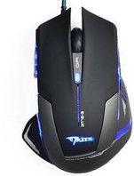 "Проводная компьютерная мышь ""Mazer Optical Gaming  Mouse,2400DPI,Led Light System,PRO-AIM Sensors,M:EMS140BKC"""