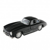 Машина Mercedes-Benz 300SL, 1:34-39