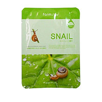 FarmStay Visible Difference Snail Mask Питательная маска для лица на экстракте улитки 23 гр