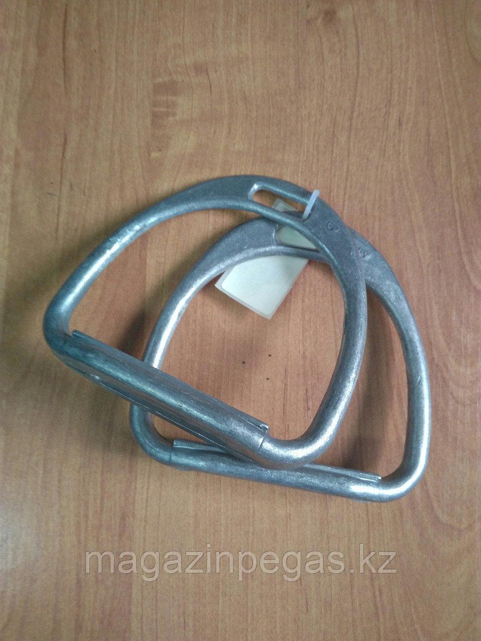 Стремена алюминиевые упрощенные.Киргизия