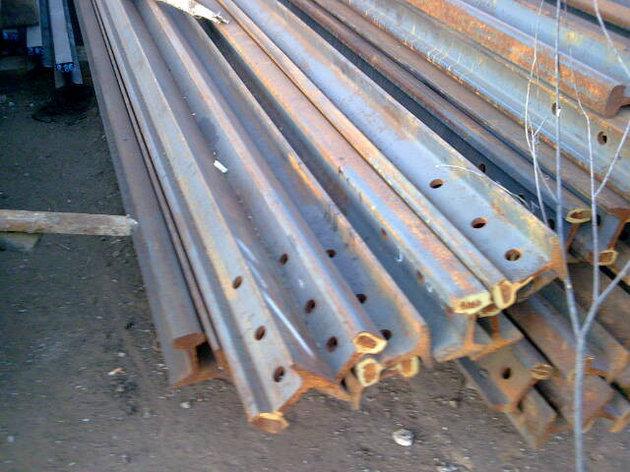 Рельсы Р43 с хранения, фото 2