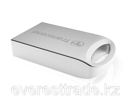USB Флеш 16GB 2.0 Transcend TS16GJF510S серебро, фото 2