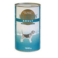 Влажный корм для собак всех пород Araton CANNED POULTRY&GAME с курицей и дичью