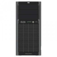 Сервер HP 470065-122 ML150G6 Tower (1xE5504,1x2GB UDIMM,1x250GB SATA LFF non-hot plug,SA B110i,DVD-RW,1x460W)