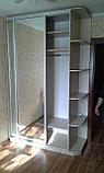 Шкаф-купе с боковыми полочками, фото 3