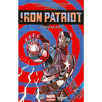 Kot A.: Iron Patriot: Unbreakable (Marvel Now) 907048