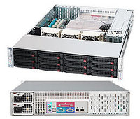 Корпус серверный Supermicro CSE-826BE1C-R920LPB