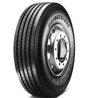 Шина Bridgestone/R249/315/80/R22.5/M154/150/    Грузовая Всесезонная Рулевая