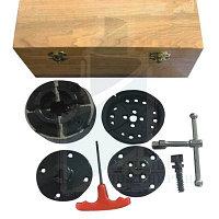 4-кулачковый токарный патрон PRO