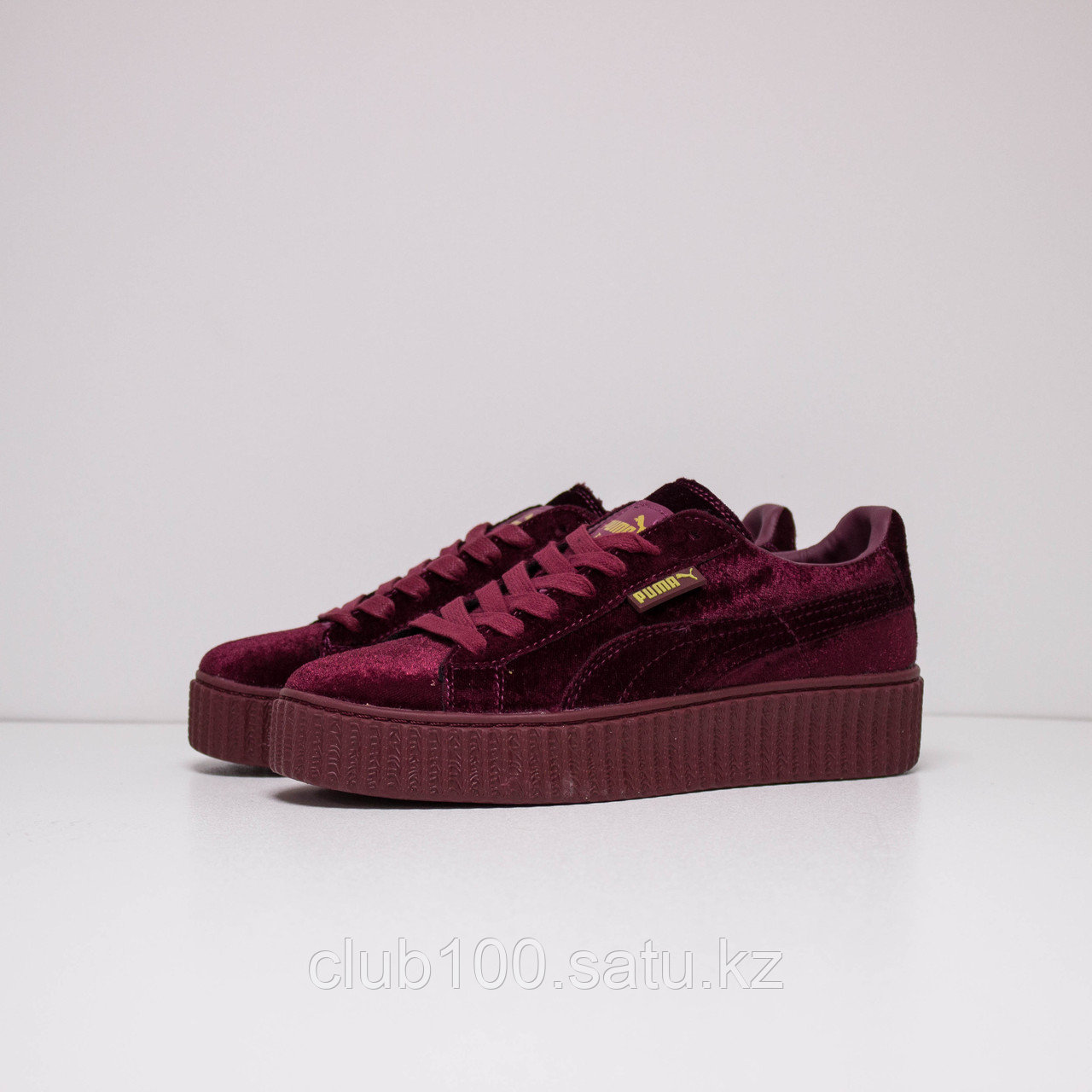 4c95c8ac Кроссовки Puma by Rihanna Creeper Velvet