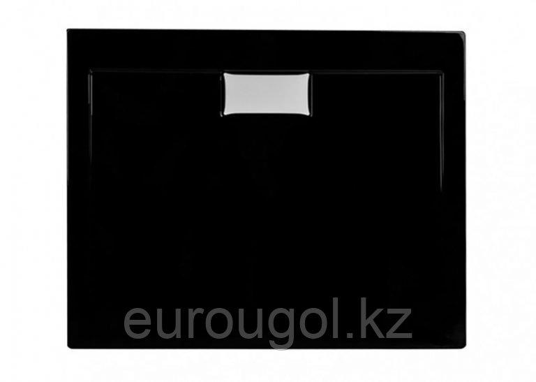 Поддон для душевой кабины 90×90 Polimat Comfort Black