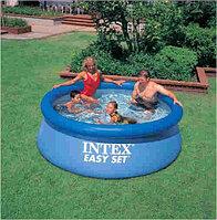 Надувной бассейн Intex Easy Set Pool  (244 x 76 см.), фото 1
