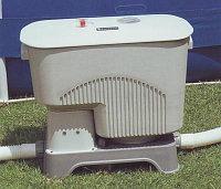 «Хлор-генератор Intex Saltwater System