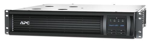 ИБП APC Smart-UPS 1000VA LCD RM 2U 230V