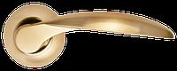 Дверная ручка Morelli MH-07 SG Матовое золото