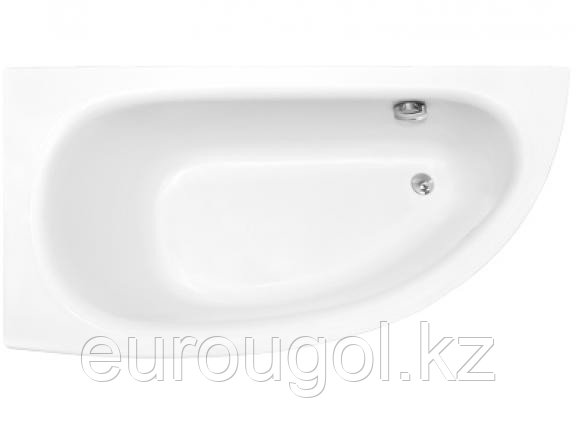 Ванна асимметричная Besco Milena 150×70 см