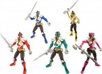 31700 Bandai: Power Rangers: Super Samurai: фигурка 10 см