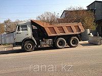 Доставка сыпучих грузов ( песок)