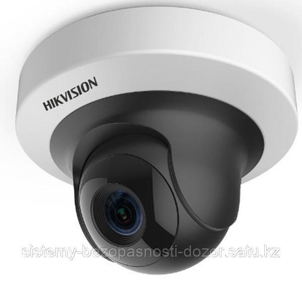 Управляемая скоростная поворотная IP камера видеонаблюдения Hikvision DS-2CD2F42FWD-IW