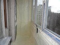 Утепление балкона ППУ, фото 1