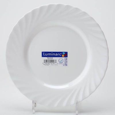 Тарелка Luminarc обеденная Trianon 24,5 см