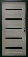 Дверь металлическая стальная  входная Стайл