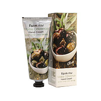 FarmStay Visible Difference Olive Hand Cream Крем для рук с экстрактом оливок 100 мл