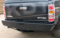 Задний силовой бампер KDT Light Mazda BT-50, Ford Ranger