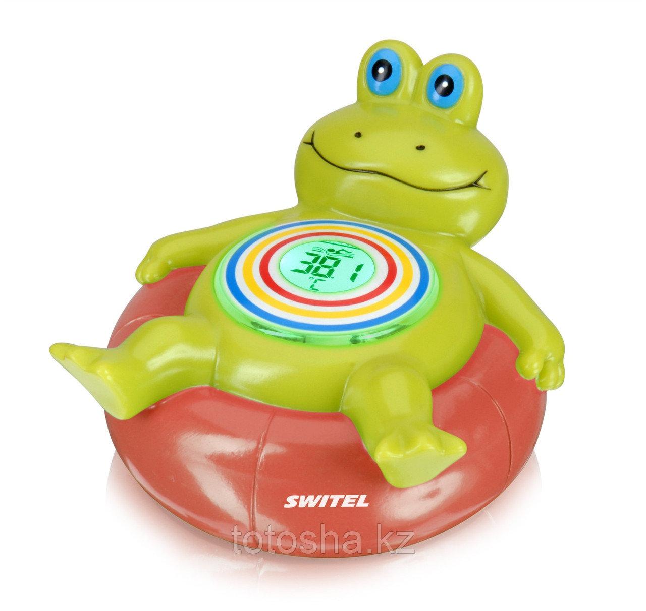 """Детский цифровой термометр для ванны """"Лягушонок"""""""