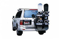 Крепление для перевозки лыж и сноубордов на запасном колесе INNO CN766