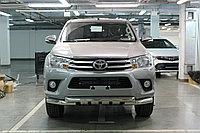 Передняя дуга с защитой Toyota Hilux 2015- D 76,1
