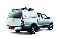 Кунг Sammitr S PLUS V2 Toyota Hilux Revo 2015- (распашные боковые окна)