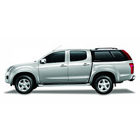 Кунг Sammitr S PLUS V4 для пикапа ISUZU D-MAX