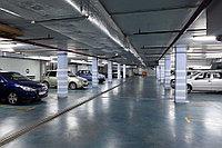 Гидроизоляция паркингов горячим нанесением полиурии, фото 1