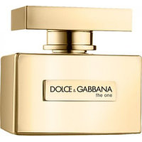 "D&G ""THE ONE GOLD LIMITED EDITION """